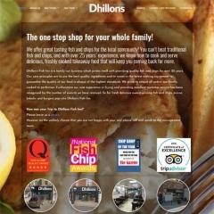 Dhillons Fish Inns