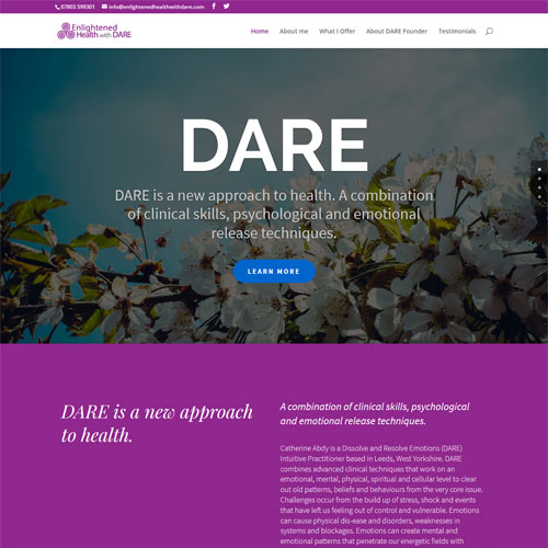 Enlightened Health with Dare