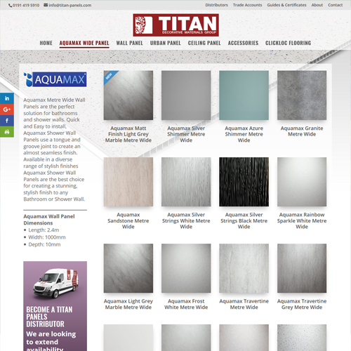 Titan Decorative Materials Group