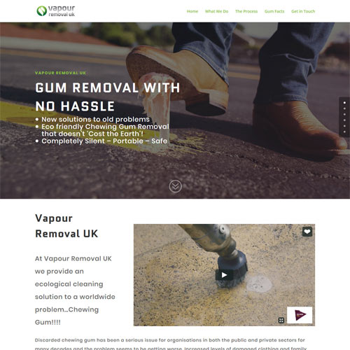 Vapour Removal
